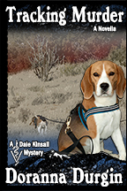 Ironically, also a story in which my dog poses on the cover...BUT Sully Beagle isn't based on any of my dogs, and was in fact created before I had Beagles!