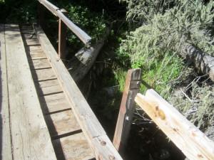 Old rail fail!